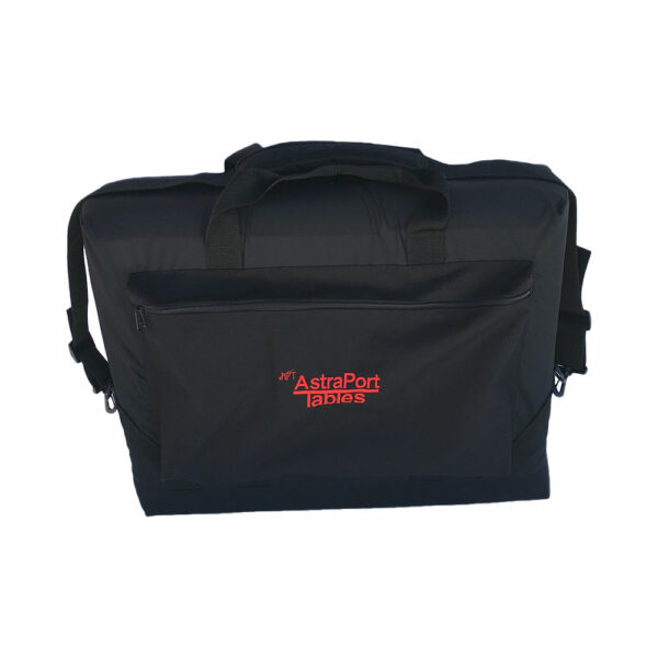 chiropractic table 2-in-1 backpack travel case with shoulder strap