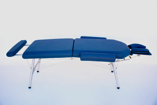 lightweight portable chiropractic table arm and foot support accessory image
