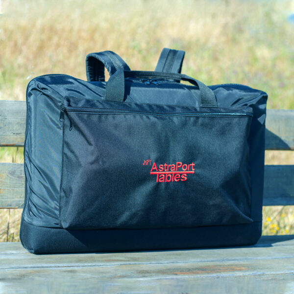 chiropractic table backpack travel case