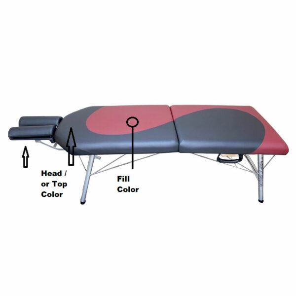 yin.yang design massage tables
