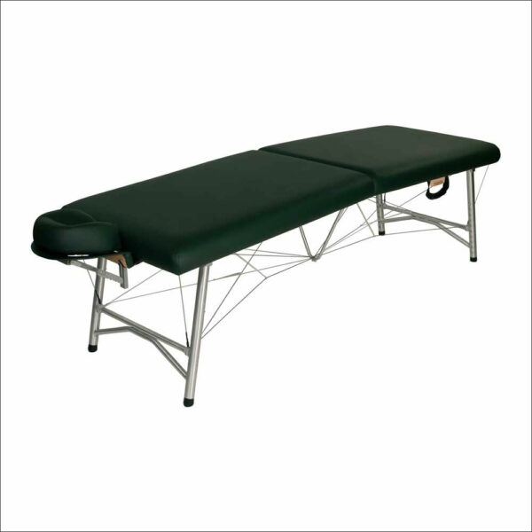 super-lightweight portable astraport massage table hunter angle view