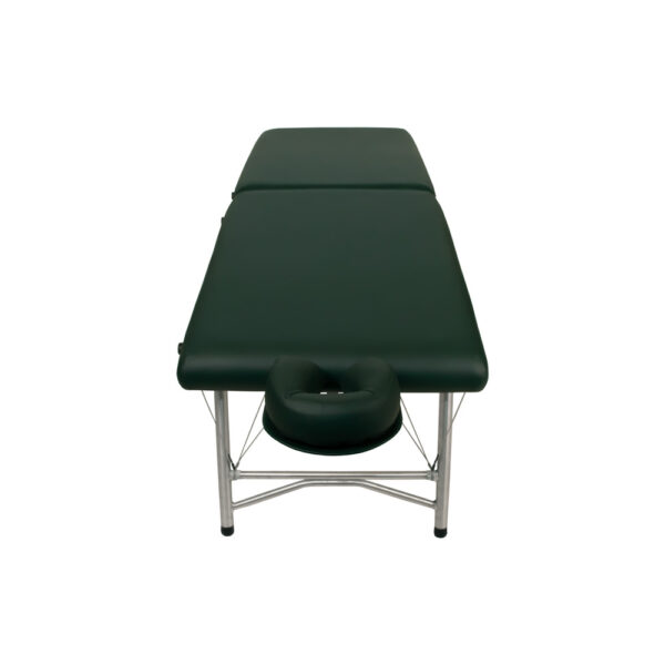 super-lightweight portable massage table hunter front view